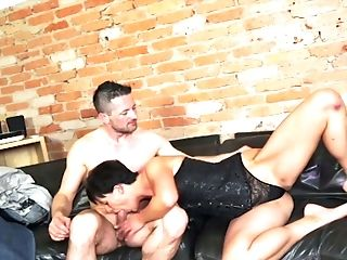 German Matures Wifey Takes Hard Dick In Opened Up Butt Crevasse Cowgirl Style