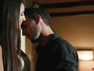 Lengthy Haired Latina Eliza Ibarra Fucked Hard As She Is Being Observed