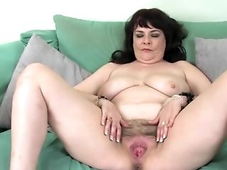 Bbw Matures Hairy Gash