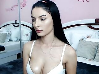 Sexy Like A Princess In Milky Undergarments Pt1