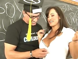 Lisa Ann The High School Reunion Pornography Movie