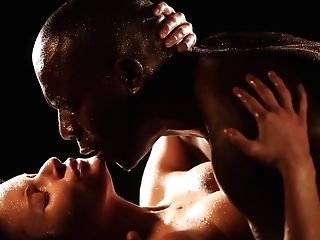 Beautiful Anita Bellini Fucks With A Kinky Black Dude