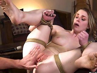 Spouse Butt-pounding Fucks Big Rear Wifey Bondage & Discipline