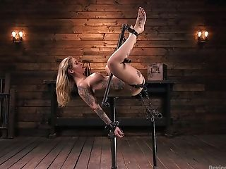 Along Orgy Equipment Can Please The Sexual Desires Of Kleio Valentien