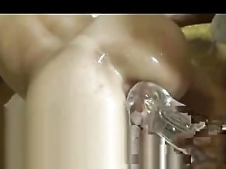 Extreme Anal Invasion Fist-fucking & Bottle Have Fun