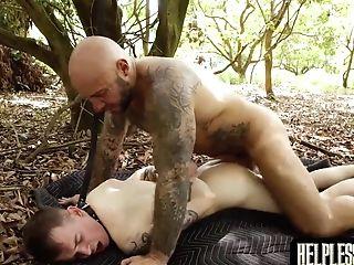 Gay anal arse fucking