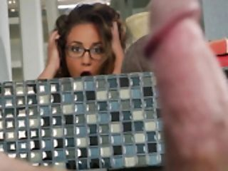Luna Starlet Witnesses Them Fuck And Cleans A Cum-shot In A Sexy Sixty Nine