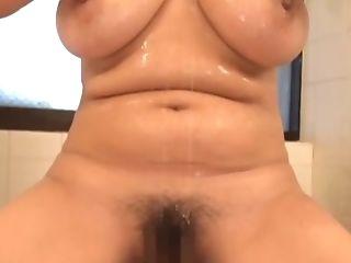 Amazing Asian Lady Haruna Hana Drains A Dick With Her Big Tits