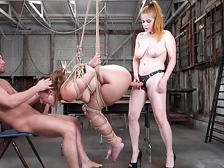 Orgy Games And Perverse Poses Are Memorable Fuckfest Practice With Gia Derza