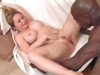 Black Dude With A Hefty Dick Is Fucking Petite Nubile