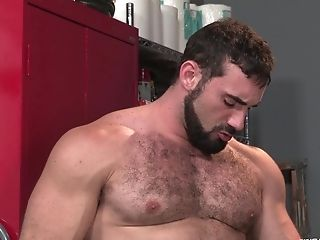 Big Horny Muscled Fag Dudes Suck Each Other Off And Inhale Their Explosions