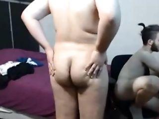 Sexy Argentinian Chub Cub Fucking Around With His Boy