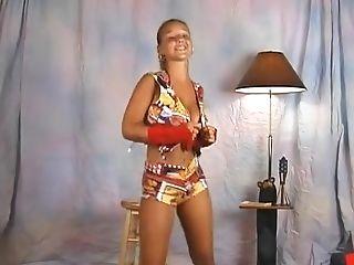 Christina Model Dance Nine