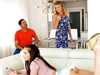 Family Strokes – Treat Your Stepdaughter Like