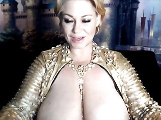 Cougar Celeb Bbw Samantha Plays With Her Gf