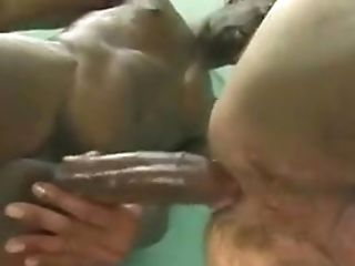 Lucky Milky Suck Big Black And Get Fuck