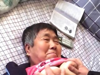 Asian Granny Two