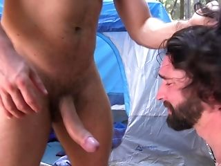 Fag Camping Tour Turns Into A Bondage & Discipline Xxx Fuck With A Matures Duo