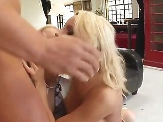 Sophie Logan And Jayla Prostate Milking A Fellow In Xxx Threesome