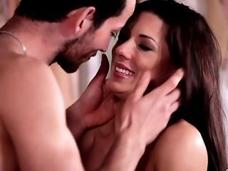 Spunk On Nice Booty - Hard Core Lovemaking Movie With Alluring Nymph