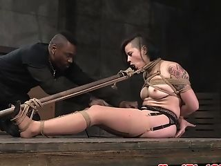 Bigtits Sub Restrained By Top Male Domination