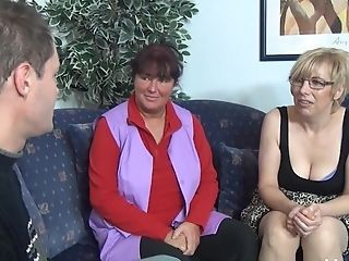 Chubby Matures And Her Junior Bf Choose Group Intercourse Today