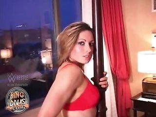 Youthful Becky Lynch Aka Rebecca Knocks Sexy Photoshoot