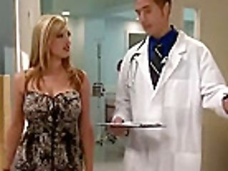 Beauteous Blonde Dayna Vendetta Featuring Hot Medical Pornography Flick