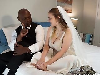Codi Vore - Wedding Bells Big Black Dick