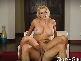Briana Banks Worked Out By A Big Pipe