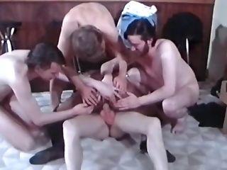Danish Orgasm Trio