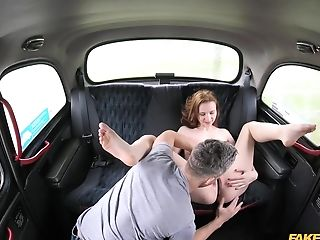 Horny Chelsy Sun Adores When The Driver Fucks Her Badly In The Cab