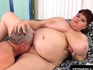 Fat Mommy With Giant Natural Tits Shanelle Savage Gets Adored And Boned