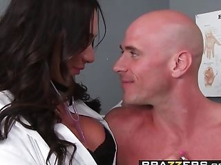 Doctors Venture - Fate Dixon Johnny Sins - Get Horny Get Healthy