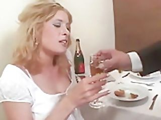 Brit Bride Drinks Piss, Deep Ass Fucking, Farts And Dirty Talk