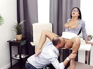 Smoking Hot Chanel Lux Doesn't Need More Than A Delicious Dick