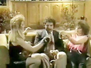 Little Oral Annie, Ron Jeremy Threesome