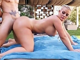 Premium Display With Big Donk Julie Cash Going Wild On Fuck-stick