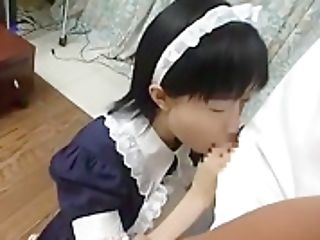 Fabulous Japanese Chick In Horny Bj, Maid Jav Clip