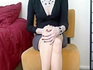 Mom's High-heeled Footwear - Mrs Mischief Taboo Mom Point Of View Boot Obsession