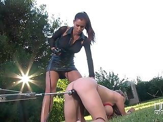 Tying Practice And Hadr Fuck Is Priceless For Sapphic Katarina