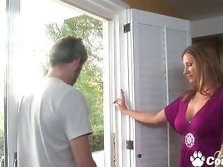Giant Boobies Stunning Devon Lee Gets Boned In Her Caboose