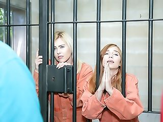 Have missed hot naked women in jail join