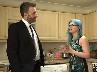 Real Punk Gets Finger Banged And Fucked