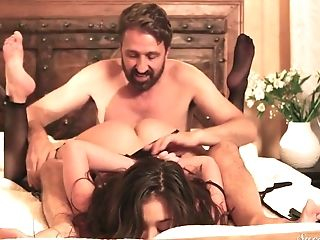 Lovely Honey Gia Paige Is Spanked And Fucked By Her Elder Paramour