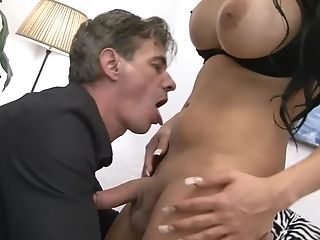 Tranny Isabella Starlet Likes Everything About Dick Slurping And A Good Fuck