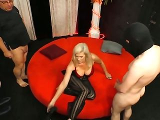 Experienced Huge-titted Hooker Maria Montana Takes Part In Hard-core Gang-bang