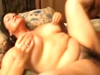 Lusty Fledgling Whore Gets Her Shaggy Twat Fucked Hard Enough