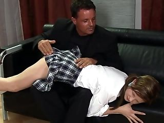 Rough Spanking And Gentle Fucking For Magnificent Tarra Milky