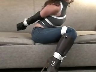 Cali Logan Restrained Boots